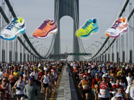 nyc marathon zapatillas asics