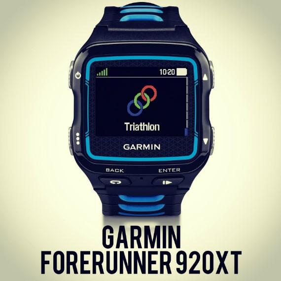 garmin forerunner 920xt caracteristicas