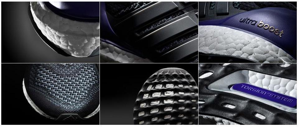 Boost Adidas Tecnologia