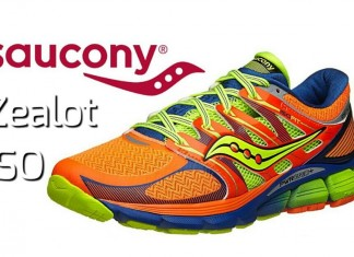 Saucony Zealot ISO cabecera