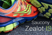 Cabecera Saucony Zealot ISO
