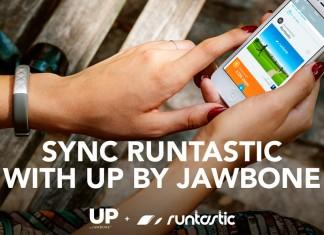 sincronizar Runtastic y UP de Jawbone