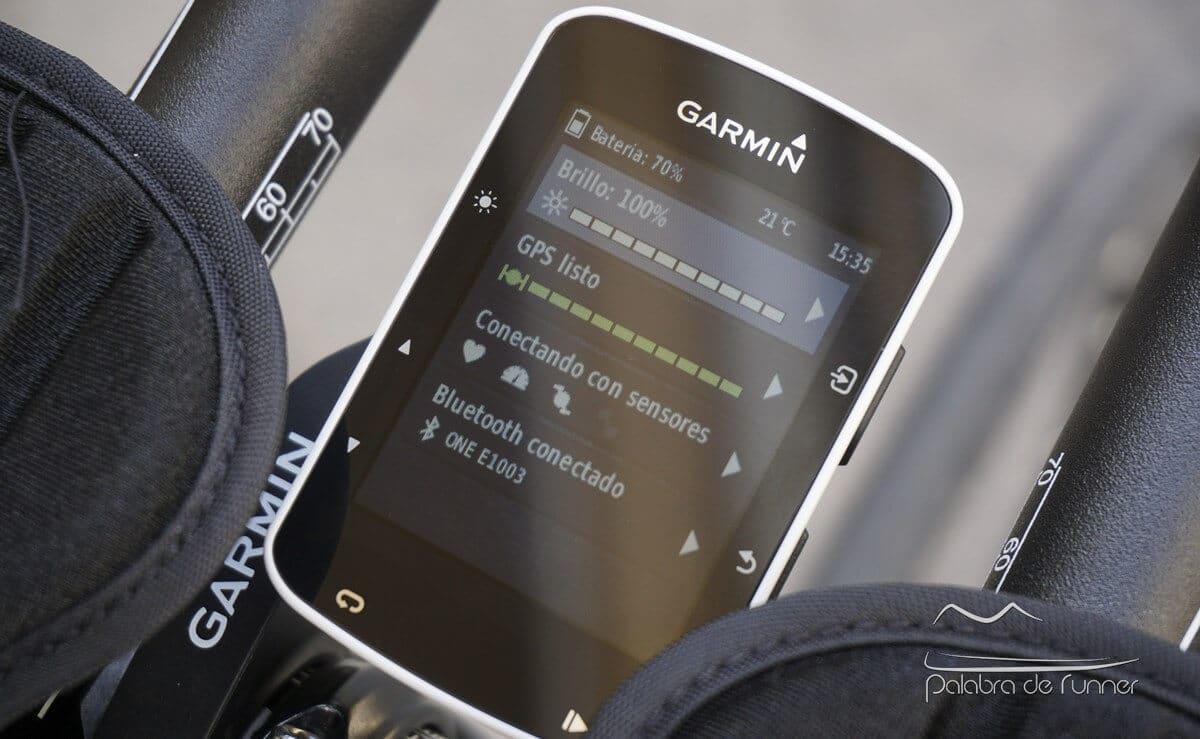 Garmin Edge 520_ajustes
