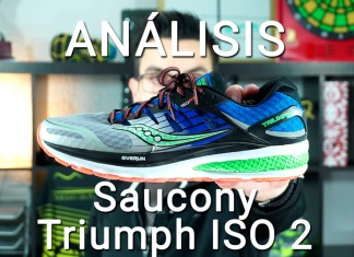 Análisis en vídeo de las Saucony Triumph ISO 2