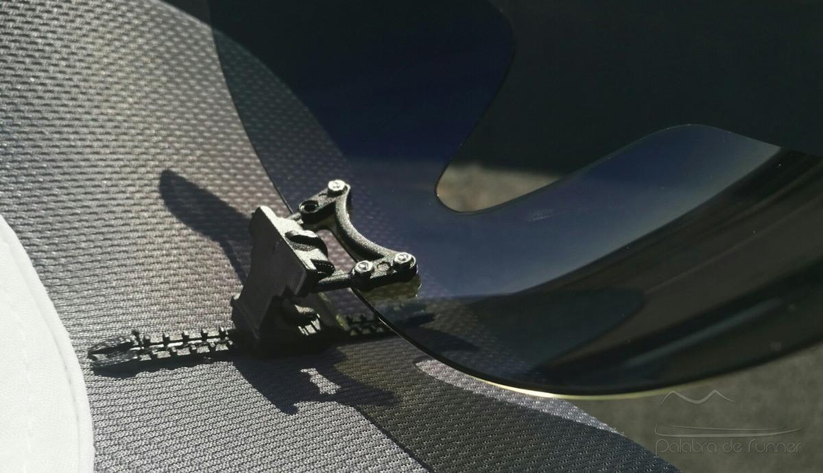 SportGlasseR gorra gafas mecanismo