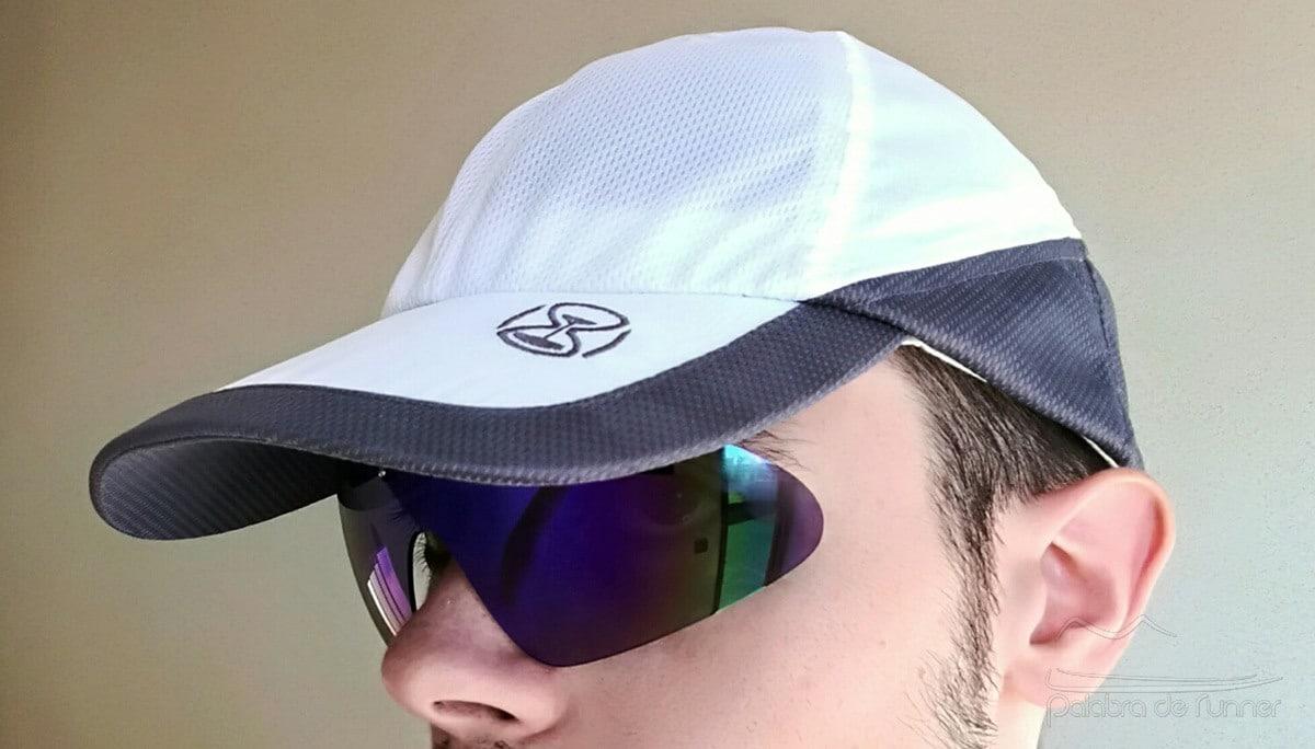 lentes SportGlasseR gorra gafas