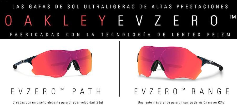 diferencias oakley evzero path range