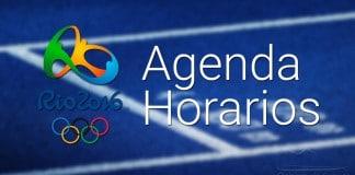 horarios-juegos-olimpicos rio 2016