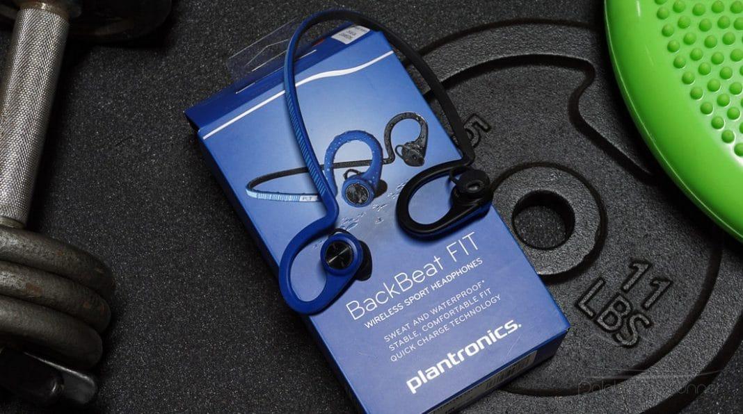 Análisis plantronics backbeat fit