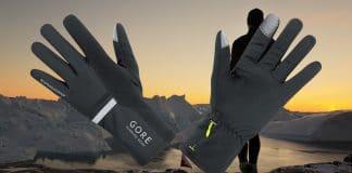 guantes de running y deporte