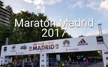 fotos del maraton de madrid 2017