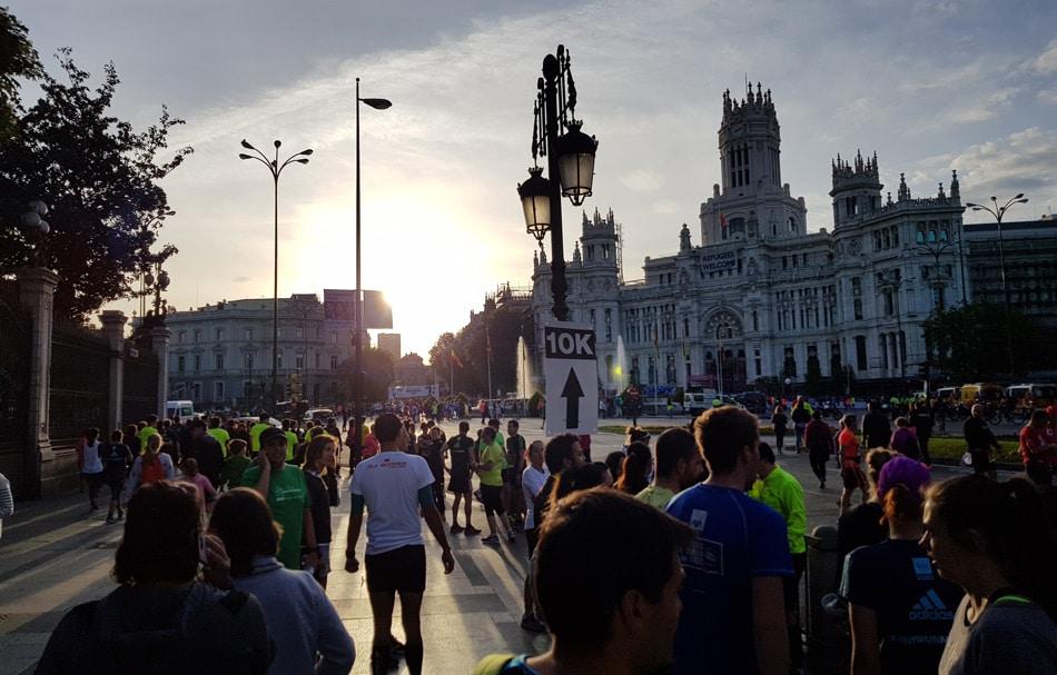 fotos maraton madrid