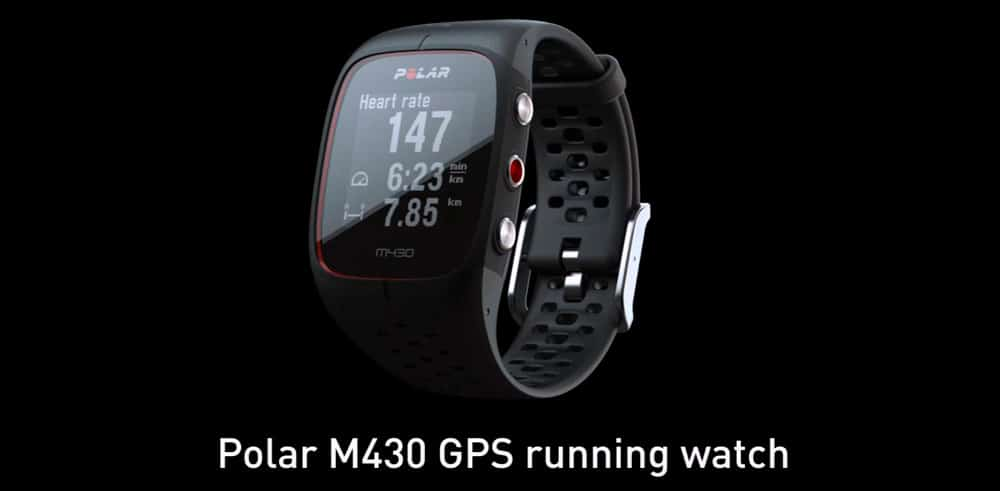 Polar M430 negro