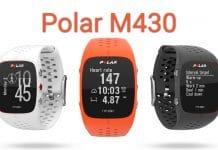 Polar M430 reloj gps