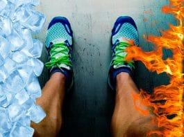 Frío o calor en lesiones