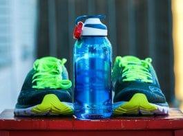 Hidratación y deshidratación en running