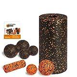 Blackroll Orange (el original) El rodillo de...