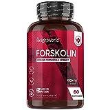 Forskolina Pura Dosis Alta 1000 mg 60 Cápsulas...