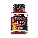 Weider Thermo Caps- 120 Capsulas, Disminuye el...