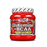 AMIX - Bcaa Glutamina - 300 Gramos - Complemento...
