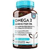 Omega 3 Aceite de Pescado 2000mg - 240 Capsulas...
