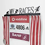 Medallero colgador de carreras (Running) –...