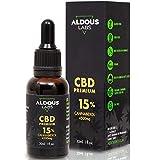 Auténtico CBD Oil 15% | Aceite de Cáñamo Bio...