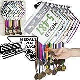 MEOLLO Medallero Colgador de medallas y dorsales...