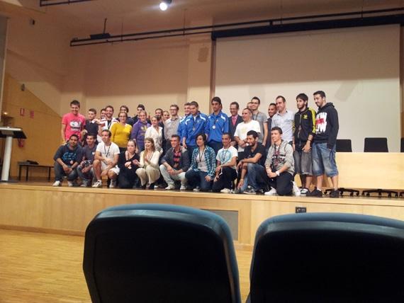 premios bum murcia 2012