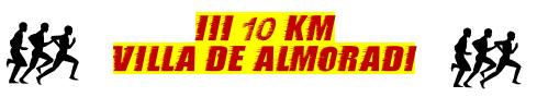 10KM Villa de Almoradi