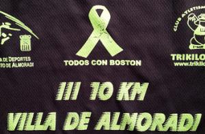 Camiseta Almoradi 10km