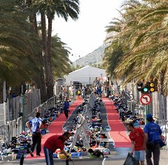 boxes triatlon arenales 2013 elche ironman