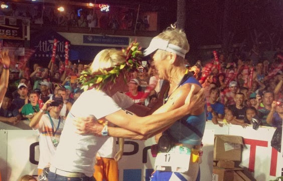 ironman kona finisher