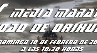 salida media maraton orihuela 2013