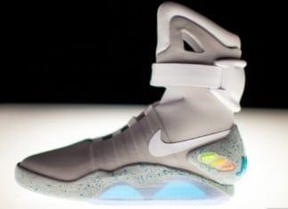 zapatillas nike mag regreso al futuro