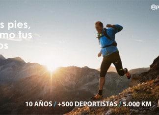 Encabezado podologo malaga palabra de runner