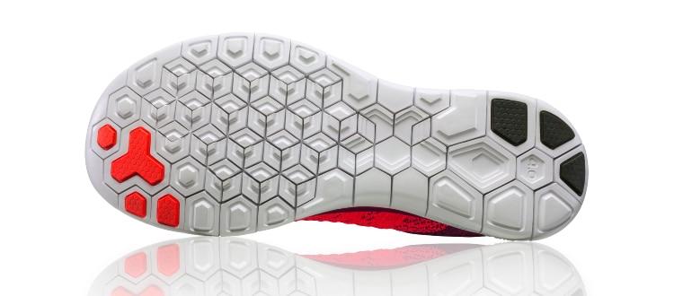 Nike_Free 2014 suela hexagonal