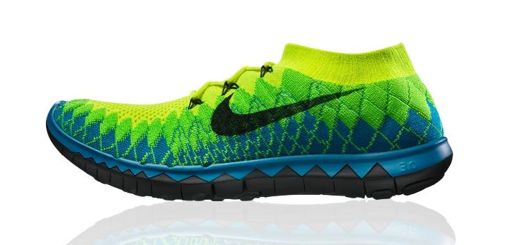 refrigerador lucha donante  Nike Free 5.0, 4.0 Flyknit y 3.0 Flyknit. Máxima libertad y flexibilidad -  Palabra de Runner