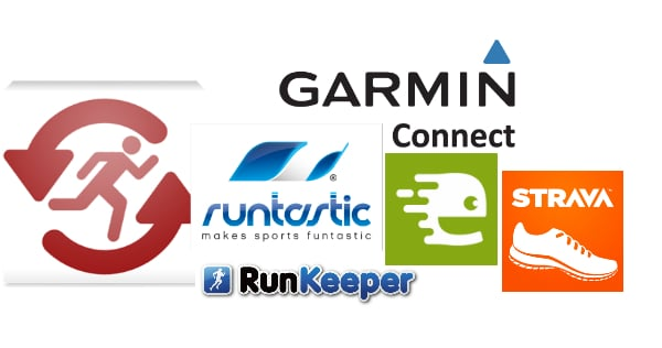 syncmytracks sincronizar strava runkeeper runtastic garmin endomondo cab