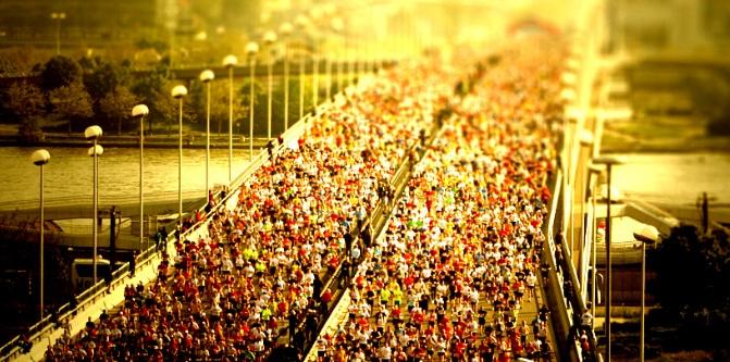maraton historia