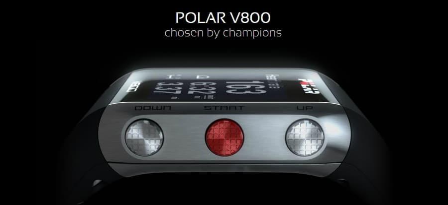 Polar V800 reloj GPS pulsometro 2