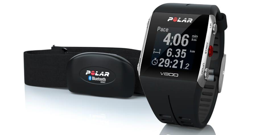 Polar V800 reloj GPS pulsometro 3