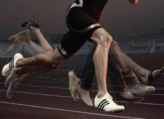 evolucion zapatillas para correr