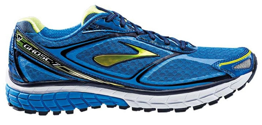 Brooks Ghost 7 azul 2