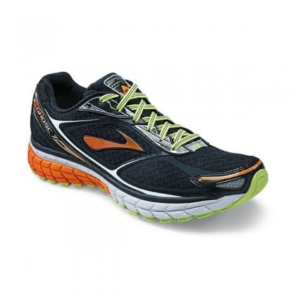 Brooks Ghost 7 rojas