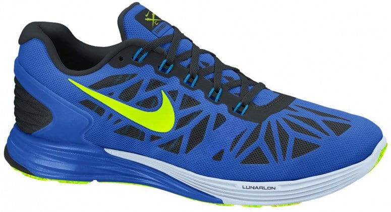 Nike Lunarglide 6 azules