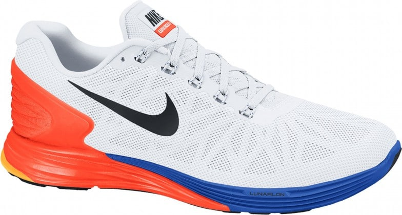 Nike Lunarglide 6 blancas