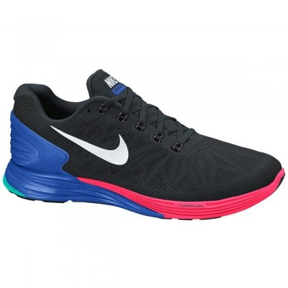 Nike Lunarglide 6 negras azules