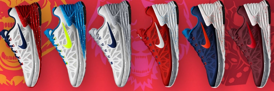 Nike lunarglide 6 colores