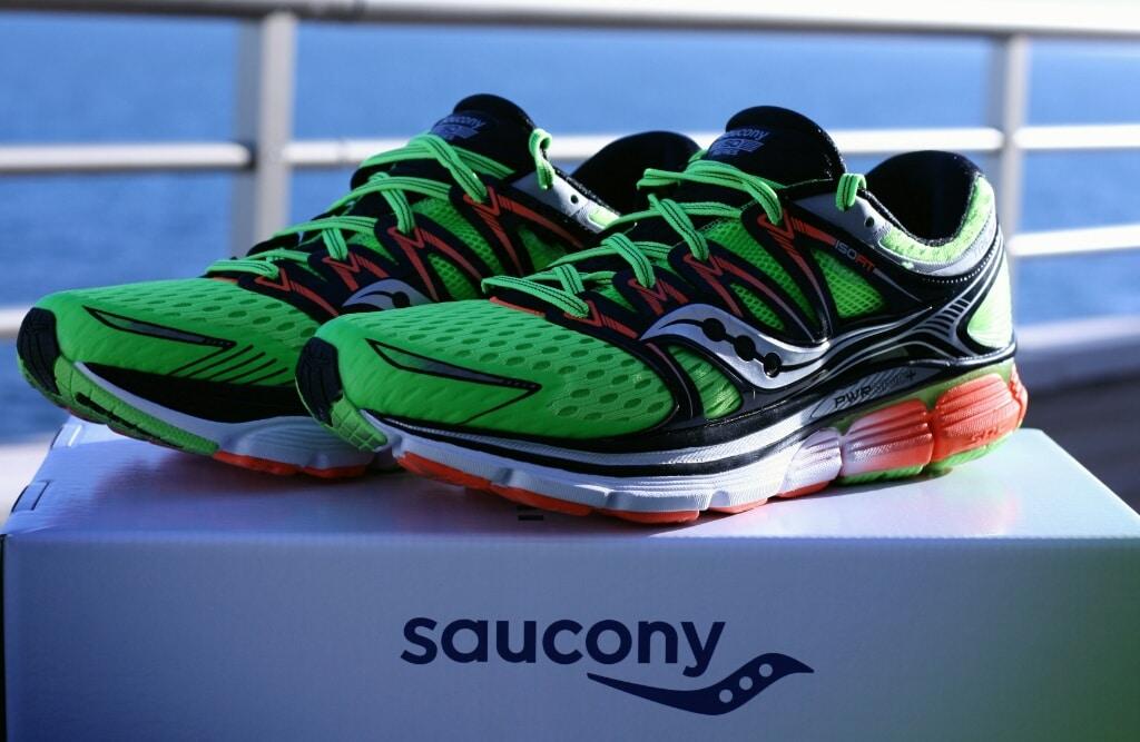 saucony triumph 12 verdes